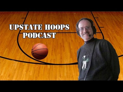 Ted Baker of Finger Lakes Radio Sports .::. Upstate Hoops Podcast 12/14/14