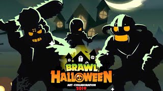 Brawl-o-ween UPDATE Animation! | Created by GEDI-KOR