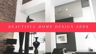 Simple and Beautiful Home | 3bhk | Unique Home Designs | 2018