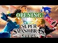Super Smash Bros. Ultimate's Opening Cinematic Revealed?!