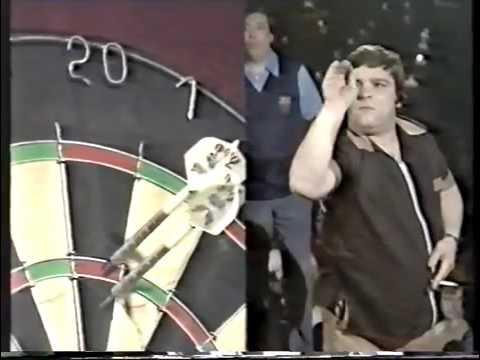 Darts World Championship 1982 Final Lowe vs Wilson