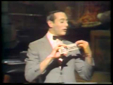 Comedy - Special - Carl Reiner Hosts Young Comedian - Pee Wee Herman