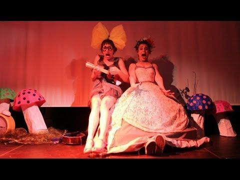 ► The Lettingo Cabaret # World Wide Wonderland n°8 (Les bas D'biquettes)