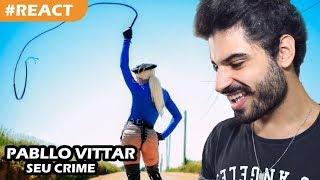 Baixar Pabllo Vittar - Seu Crime (REACT) | Reação e comentários