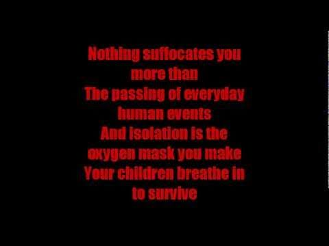 Marilyn Manson The Fight Song lyrics