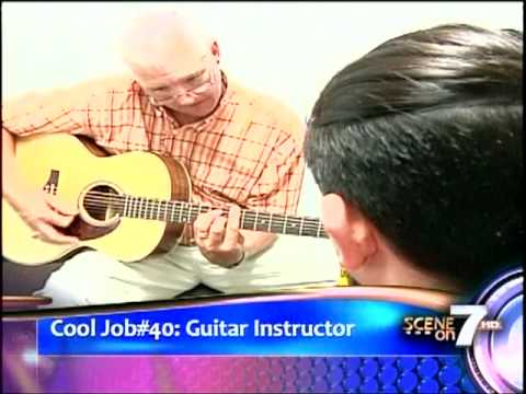 Cool Job #40: Guitar Instructor at BLVD Music.