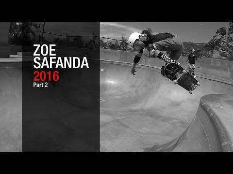 Zoe Safanda - 2016 Part 2