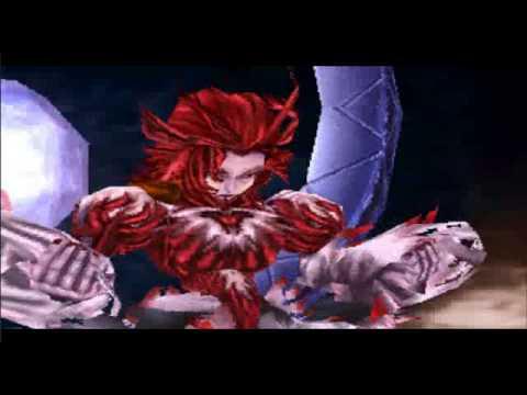Final Fantasy 9 Trance Kuja