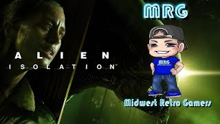 Alien Isolation Live (PC 1440p 60fps) Continued