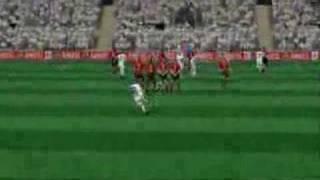 Pro Evolution Soccer 4 Free Kicks