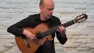 Manuel de Falla: Danza del Molinero, Klaus Jäckle, guitar