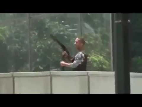 Conozcan Al Francotirador asesino de Caracas