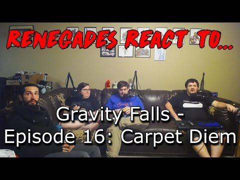 Renegades React to... Gravity Falls - Episode 16: Carpet Diem