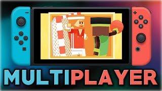 Stikbold! A Dodgeball Adventure DELUXE   Multiplayer Minigames   Nintendo Switch
