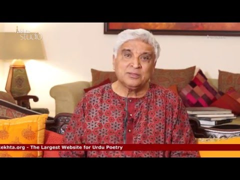 Abhi kuch din lagenge Ghazal by Javed Akhtar for Rekhta.org