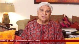 Abhi kuch din lagenge Ghazal by Javed Akhtar for Rekhta.org