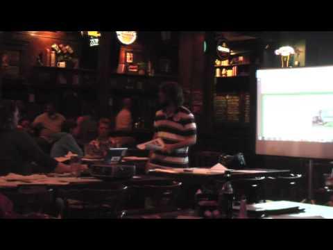 Clay Dafoe, Pressley, TAG talk Austin 2012 Municipal Bond/Charter Elections 9/24/12