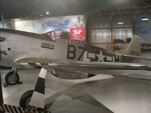 Museum of aviation Robins air force base Georgia