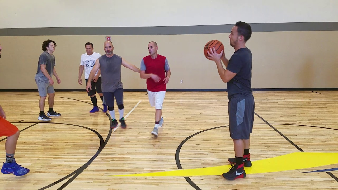 Midget basketball players — pic 4