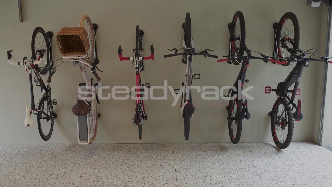 steadyrack bike storage review