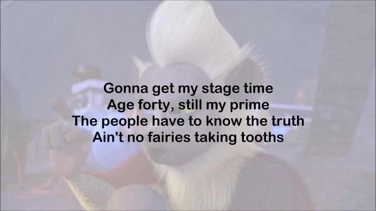 Download All Hail King Julien - Rob McTodd's AutoTune Rap - Lyrics
