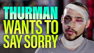 Thurman's Trash Talk to Pacquiao - Gone Wrong