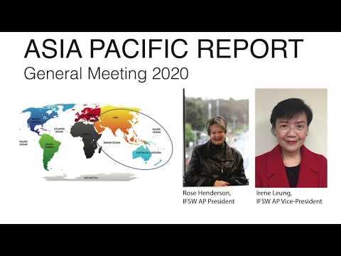 IFSW Asia Pacific Report 2020