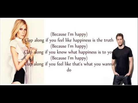 Glee Happy lyrics music