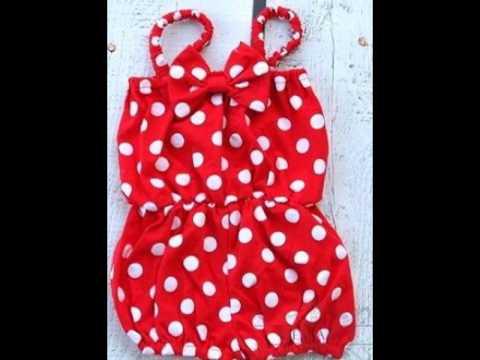 ad1625628 Vestidos casuales para niña - YouTube
