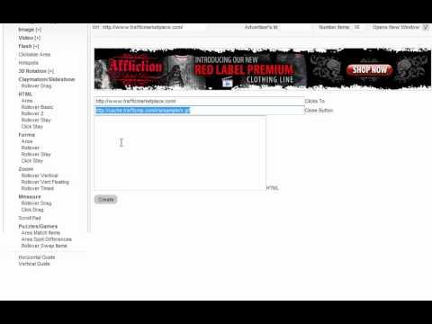 Virtual Iris (Virtualiris) - HTML Rollover Stay