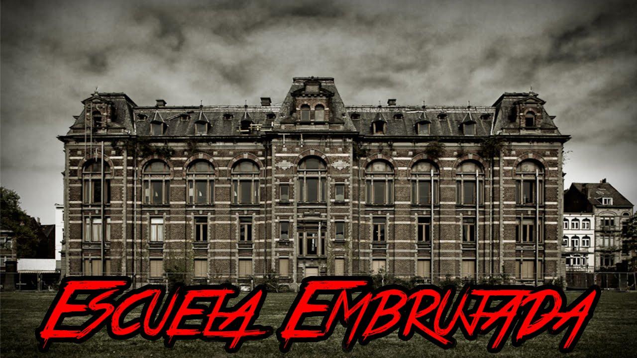 Relatos de terror la escuela embrujada youtube for Memoria descriptiva de un colegio