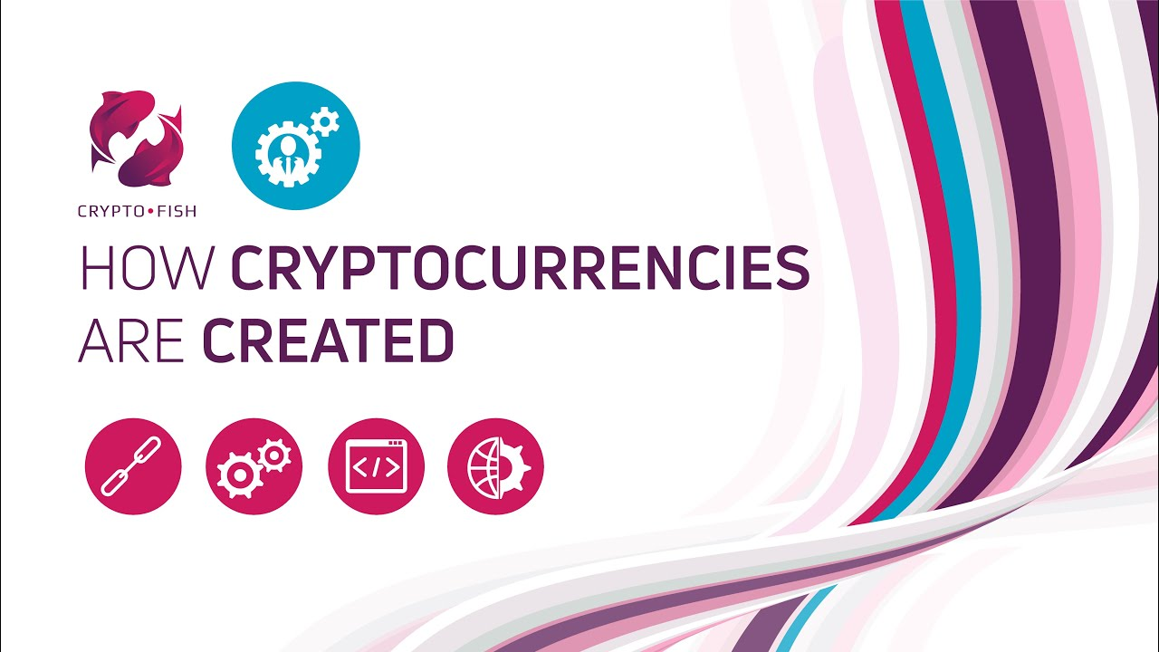 how are cryptocurrencies made