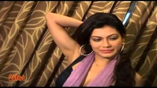 Payal Rohatgi Panty less Caught Hiding !!!