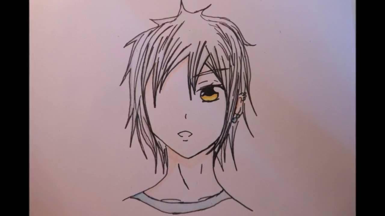 2 Dessin Manga Jeune Garcon Youtube