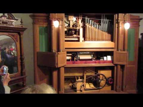 Siegfried's Mechanical Musical Instrument Museum at Rudesheim