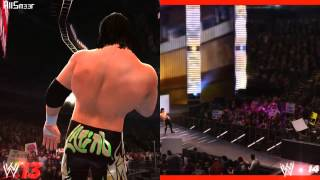 Eddie Guerrero | WWE 2K14 and WWE 13 Entrance