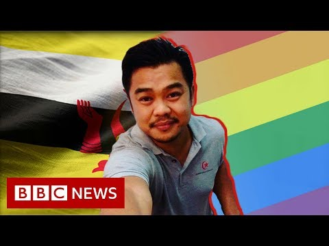 Brunei: 'Taught the stones shouldn't be too big' - BBC News