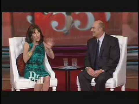 Lesley Anne Down goes to see Dr. Phil!