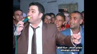 سهرة عصبه سيلة الظهر 3/10/2015 مع الفنانين نعمان الجلماوي ورفعت الاسدي حرب العتابا والمربع Video