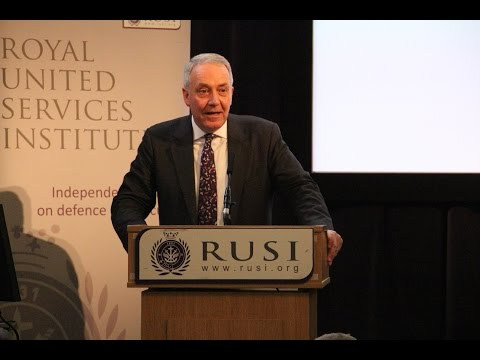 David Anderson QC on Terrorism and National Security