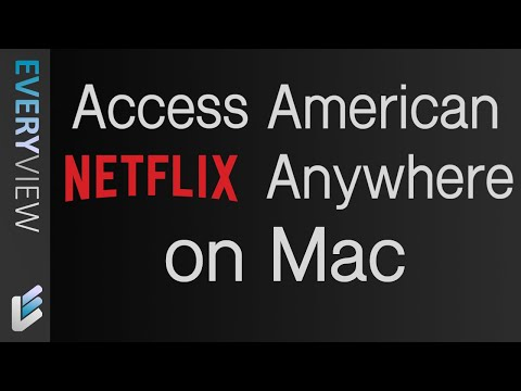 [Doesnt Work] The Free VPN That Works On Netflix On Mac!