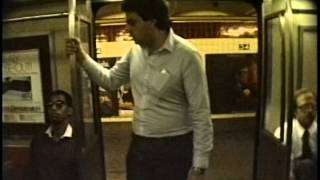 Taking the 8th Avenue subway uptown from 14th Street to behind Carnegie Hall in 1986