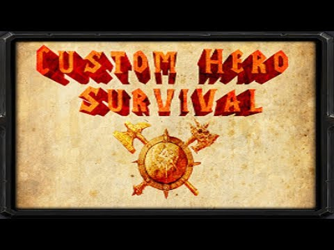 Warcraft 3 - Custom Hero Survival