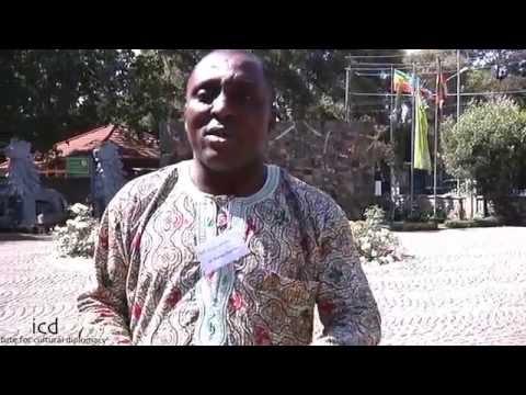 Raphael Ogar Oko - The Addis Ababa Cross Continental Cooperation Summit 2014