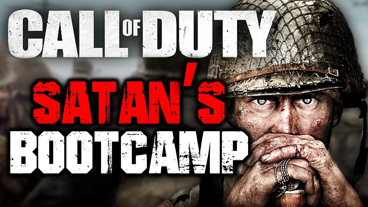 Call of Duty: Recruiting Soldiers for Satan's Army - LED