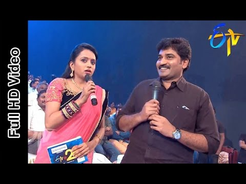 Suma and Rajiv Kanakala - ETV @ 20 ETV @ 20 Years Celebrations - 23rd August 2015