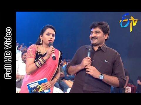 Suma and Rajiv Kanakala - ETV @ 20 ETV @...