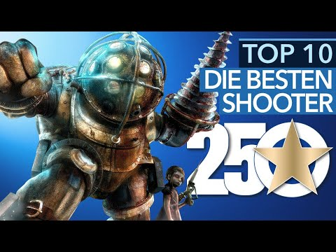 Die 250 besten PC-Spiele aller Zeiten - Top-10-Shooter