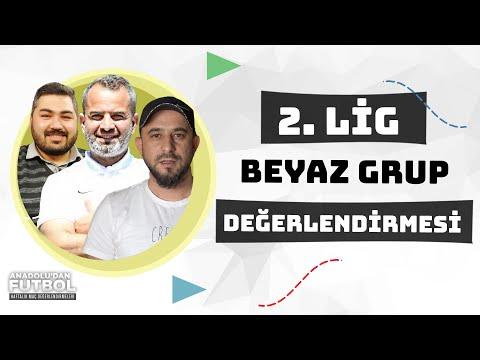 2. Lig Beyaz Grup   Kocaelispor, Afyonspor, Çorum FK, Amed, Uşakspor, Erzincanspor, Manisa FK   TransferMerkez TV