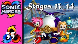 Sonic Heroes - Episode 35